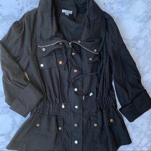 CACHE Black Utility Jacket
